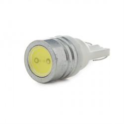 Lámpara de LEDs Base T10 1 x Alta Luminosidad 1W