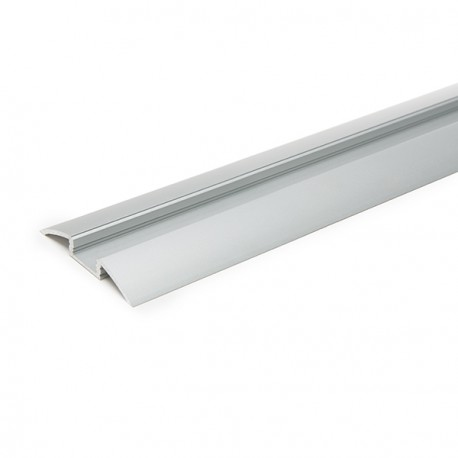 Perfíl de Aluminio Cuadrado para Tira de LEDs Difusor Opal 2 Metros (copy) (copy) (copy) (copy)