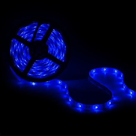 Tira de 150 LEDs SMD 5050 5M RGB Exterior
