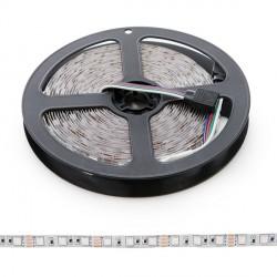 Tira de 300 LEDs SMD 5050 5M RGB IP33 Interior
