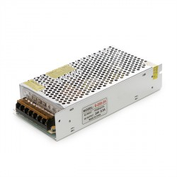 Transformador para LEDs 200W 24VDC 6,5A IP25