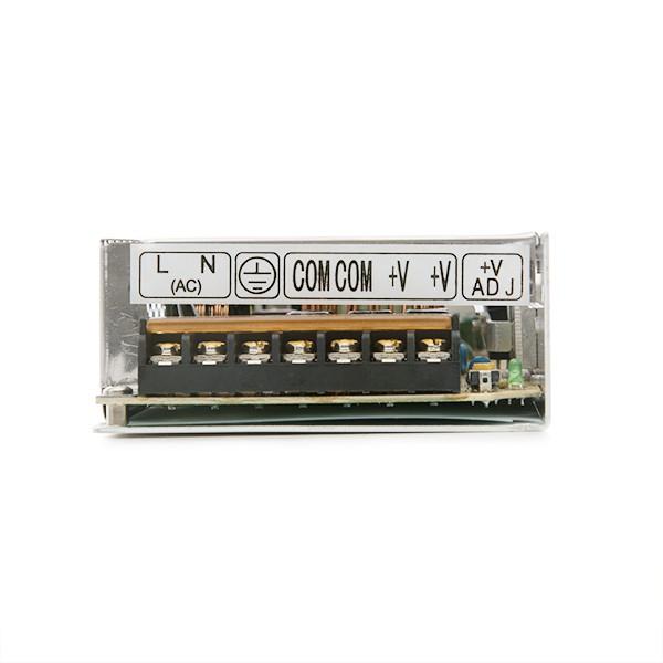Transformador para leds 200w 24vdc 6 5a ip25 for Transformador para led