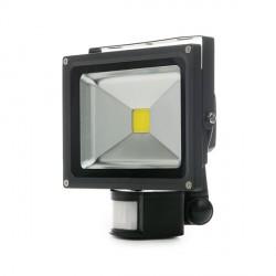 LED Outdoor Floodlight with Motion Sensor 20W 1800Lm 30.000H