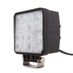 Foco de LEDs 48W 9-33VDC IP68 para Automóviles y Náutica