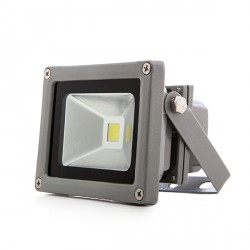 LED Outdoor Floodlight 10W 850lm 12-24VDC