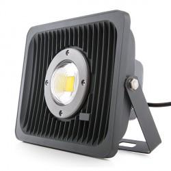 Proyector de LEDs para Exterior Ángulo Reducido 50W 4000Lm 30.000H
