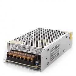 Transformador LEDs  230VAC/12VDC 80W 6,5A IP25