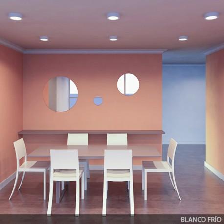 Placa de LEDs Circular ECOLINE 225mm 18W (copy) (copy) (copy) (copy)