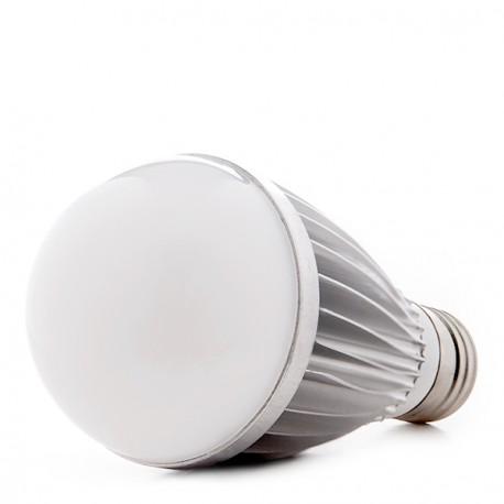 Lámpara de LEDs Esférica 9W ECOLINE Blanco Cálido