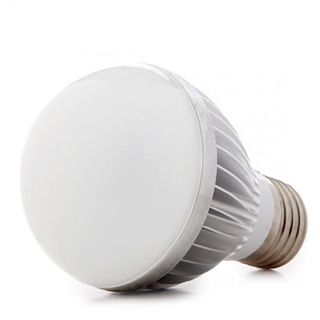 Lámpara de LEDs Esférica 5W ECOLINE Blanco Frío