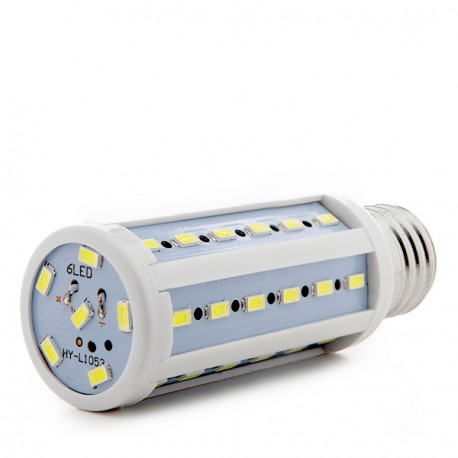 Lámpara Bombilla de 44 LEDs 5050SMD 7W ECOLINE