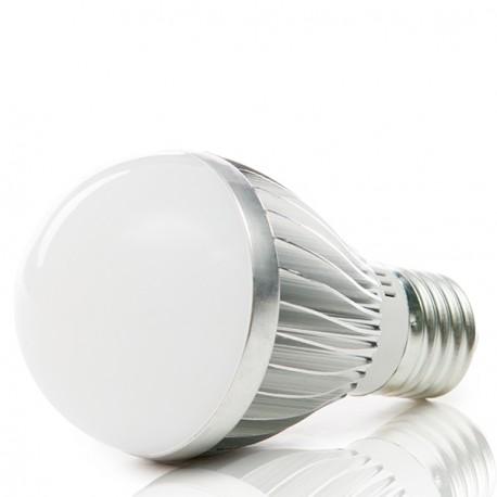 Lámpara de LEDs Esférica 7W ECOLINE Blanco Frío