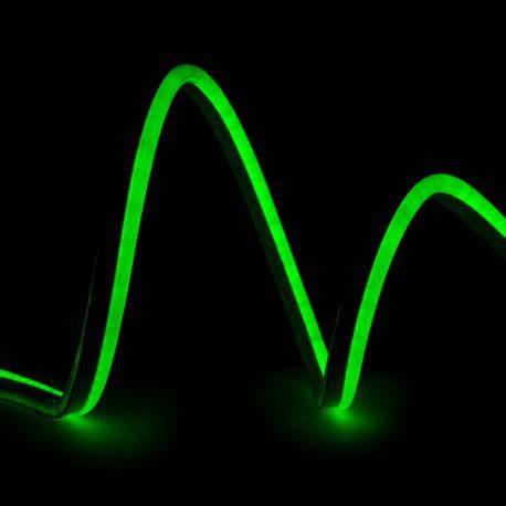 Manguera de LEDs Neon Flex 80 LEDs/M 4,5W/M 220-240VAC IP66 Azul