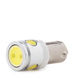 Lámpara Bombilla de LEDs 3 x 0,5W + 1 x 1W Base BA9S