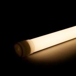 Tubo de LEDs IP65 Especial Panaderías/Pastelerías  600mm 9W 50.000H