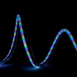 Manguera de LEDs Neon Flex RGB 80 LEDs/M 4,5W/M 24VDC IP66