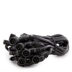 Cable de Conexión IP67 para 6 Focos Empotrables RGB