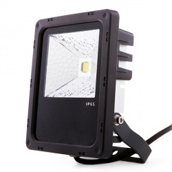 LED Outdoor Floodlight PRO 10W 750Lm 50,000H