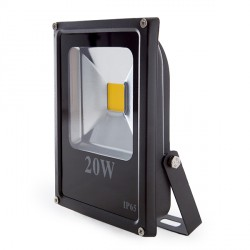 ECOLINE Outdoor LED Floodlight 20W 1400lm 30.000H