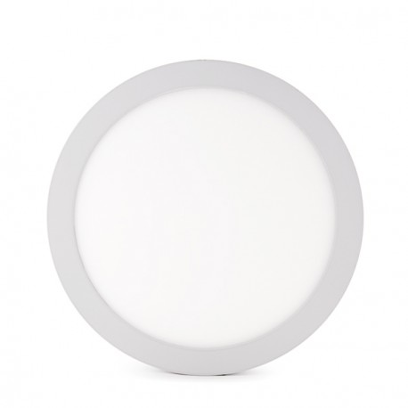 Circular Surface Mounted LED Ceiling Lamp Ø169mm 12W 930Lm 30.000H