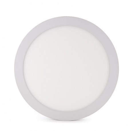 Circular Surface Mounted LED Ceiling Lamp Ø225mm 18W 1190Lm 30.000H