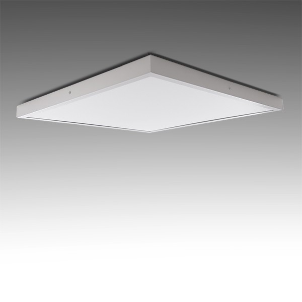 Ceiling Light Led Square Surface Mounted 600x600mm 48w 3600lm 30 000h