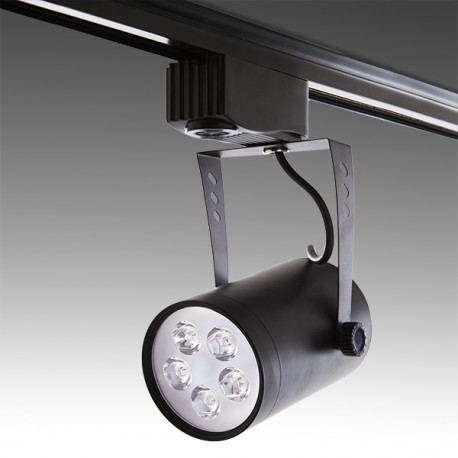 LED Tracklight 5W 500Lm 30.000H