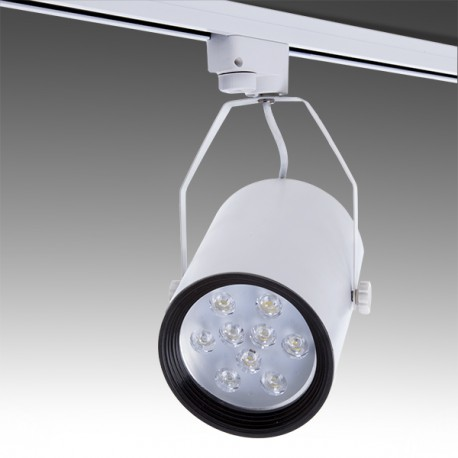 LED Tracklight 9W 900Lm 30.000H