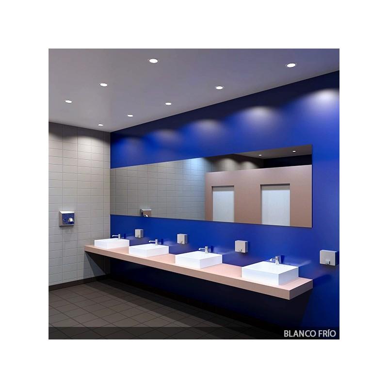 Placa de LEDs Circular ECOLINE 120mm 6W 400Lm 30.000H (5)