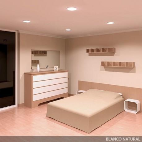 LED Circular Slimline Downlight 225mm 18W 1409Lm 30.000H