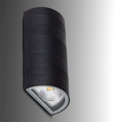 Outdoor IP54 LED Fitting 2x3W 600Lm 30.000H