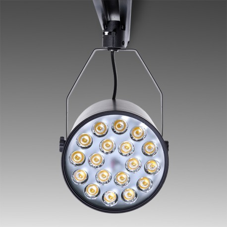 LED Tracklight 18W 1800Lm 30.000H