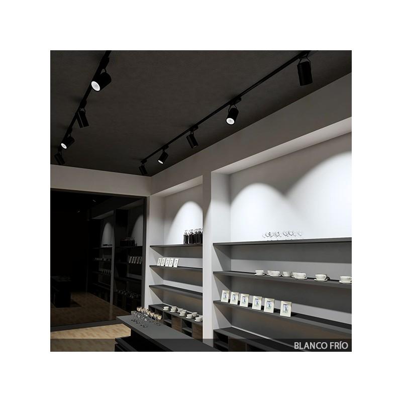 Foco de LEDs para Carril 20W 2000Lm 30.000H (3)