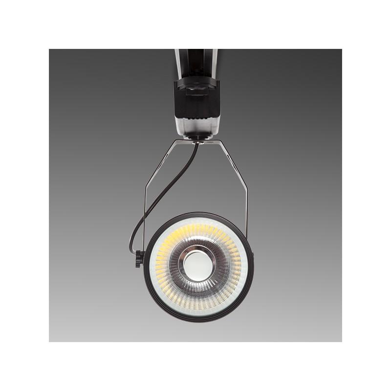 Foco de LEDs para Carril 20W 2000Lm 30.000H (1)