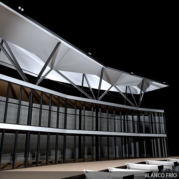 Foco proyector de leds para exterior 150w 13550lm - Focos de exterior ...