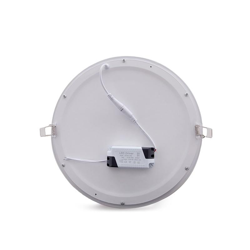 Placa de LEDs Circular ECOLINE 295mm 25W 2000Lm 30.000H (3)