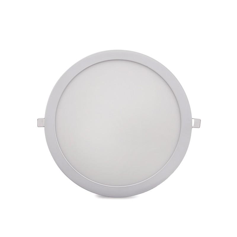 Placa de LEDs Circular ECOLINE 295mm 25W 2000Lm 30.000H (1)