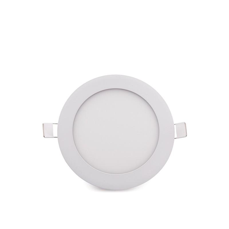 Placa de LEDs Circular ECOLINE 120mm 6W 400Lm 30.000H (2)