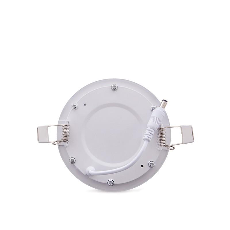 Placa de LEDs Circular ECOLINE 120mm 6W 400Lm 30.000H (3)