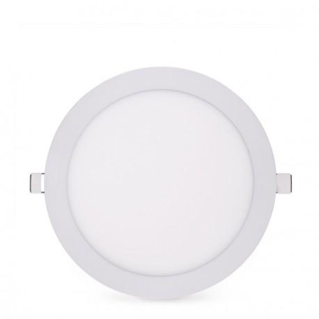 ECOLINE Circular LED Slimline Downlight 170mm 12W 860Lm 30.000H