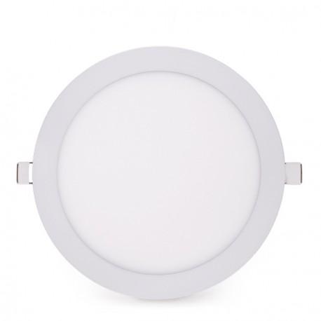 Placa de LEDs Circular ECOLINE 225mm 18W 1409Lm 30.000H