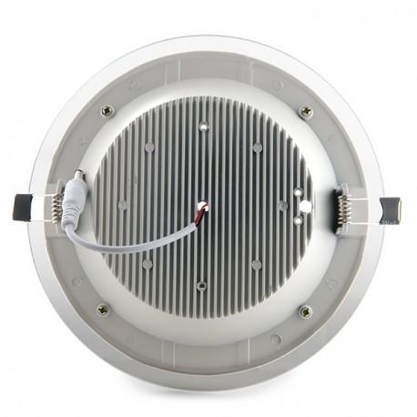 Circular LED Downlight Ø200mm 15W 1150Lm 30.000H