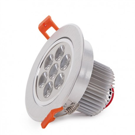 ECOLINE Circular LED Downlight 7W 700Lm 30.000H