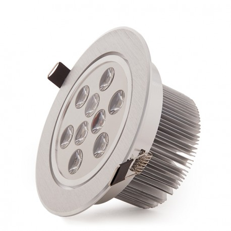ECOLINE Circular LED Downlight 9W 900Lm 30.000H