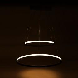 """Lámpara Suspendida de LEDs """"Circle""""  62W 4810Lm"""