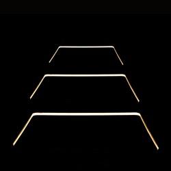 """Lámpara Suspendida de LEDs """"Square""""  36W 2900Lm"""
