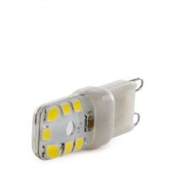 Lámpara de LEDs G9 DIMABLE 3W 270Lm 30.000H