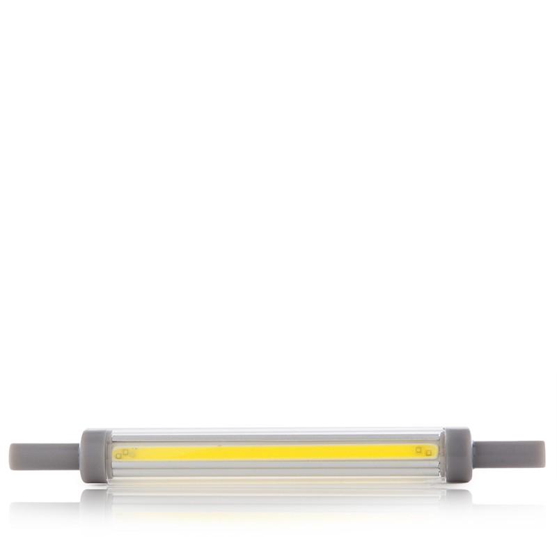 r7s lampada a led dimmerabile 118mm 360 smd2835 10w