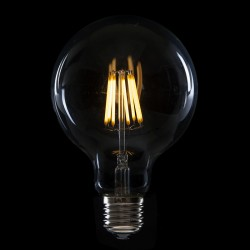 """Vintage"" LED Filament Bulb G95 E27  8W 800Lm"