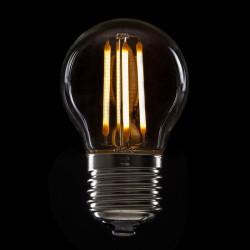 """Vintage"" LED Filament Bulb G45 E27 4W 400Lm"